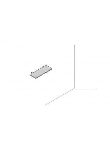 Mensola a muro 90x32x2,5