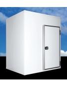 Cella frigorifera modulare industriale da cm. 734x494x254h