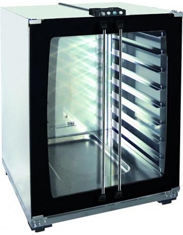 Supporto lievitatore per forno da cm. 80x71,3x75,7h