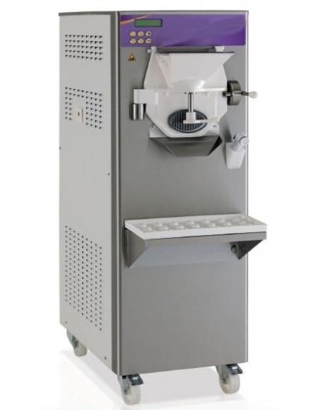 Mantecatore verticale professionale per gelato - Lt.60/orari