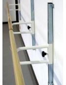 Mensola a parete regolabile in altezza