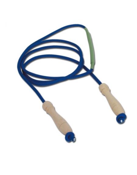 Funicella per ginnastica ritmica con manopole cm260