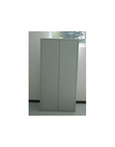 Armadio porta attrezzi lamiera verniciata cm 100x45x200h