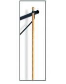 Pertica in legno lunghezza m.5