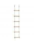 Scala a corda in canapa lunghezza m.5