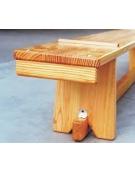 Panca svedese in legno