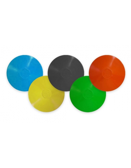 Disco in gomma kg. 0,5