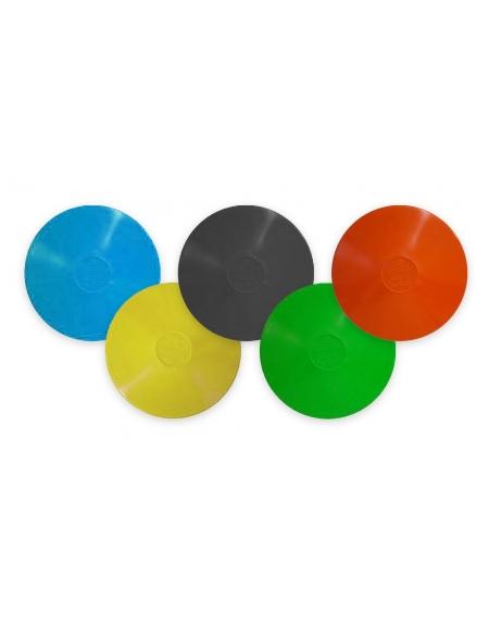 Disco in gomma kg. 0,75