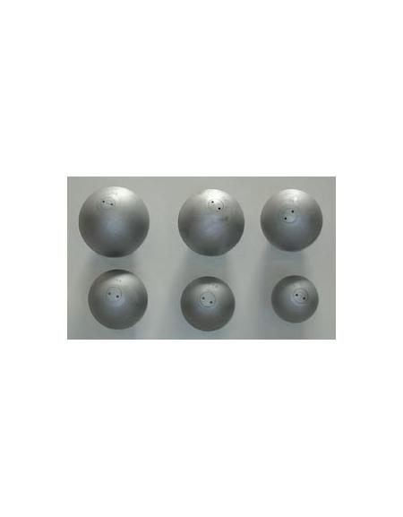 Palla getto in ferro calibrata kg.3