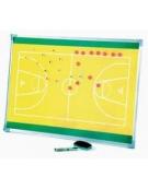 Lavagna magnetica basket