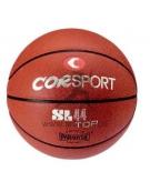 Pallone basket in cuoio sintetico