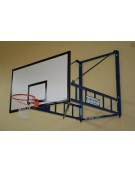 Impiato basket accostabile a parete