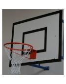 Tabellone pallacanestro in resina melaminica