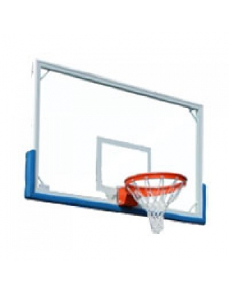 Tabellone basket in cristallo temperato mm.12