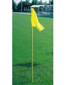 Set paletti fissi per calcio d'angolo - cm.60x40