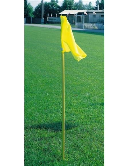 Set pali snodati per calcio d'angolo - cm.60x40