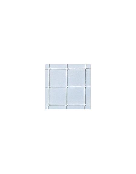 Reti per porte calcetto m.3x2 quadra con nodo