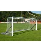 Coppia porte calcio trasportabili certificata UNI EN 748