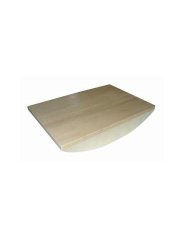 Tavoletta propriocettiva dimensioni cm.60x40 con semilune