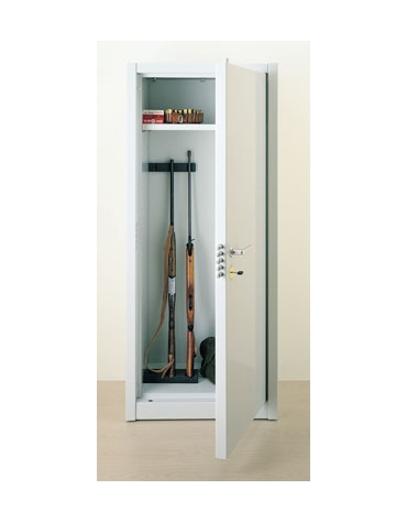Armadio di sicurezza metallico spessore 30/10 cm 70x50x160h