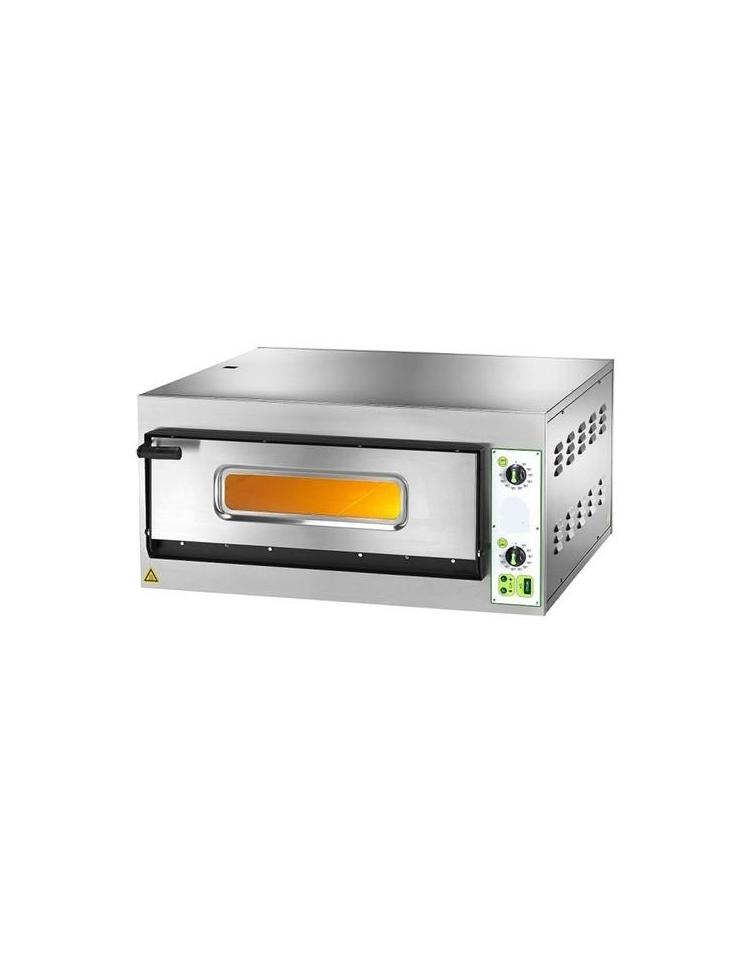 Forno elettrico per pizza camera singola con vetro cm - Forno per pizza elettrico ...