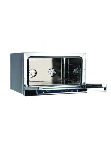 Forno elettrico 4 teglie GN 1/1 ventilato professionale