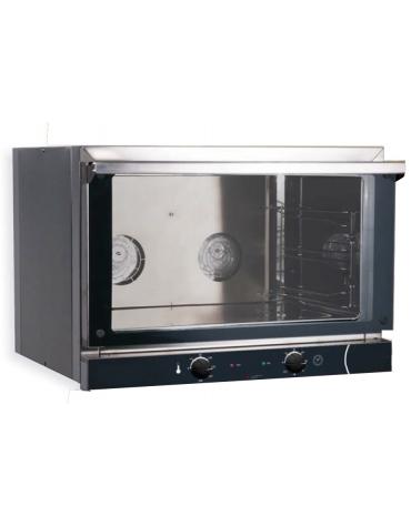 Forno elettrico pasticceria 3 teglie cm 60x40 professionale