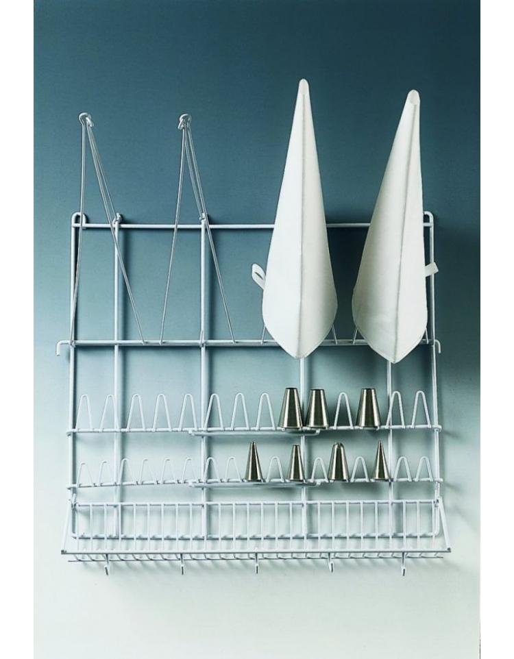 Supporto porta sacchetti e attrezzi decorazione in rilsan - Porta sacchetti plastica ...