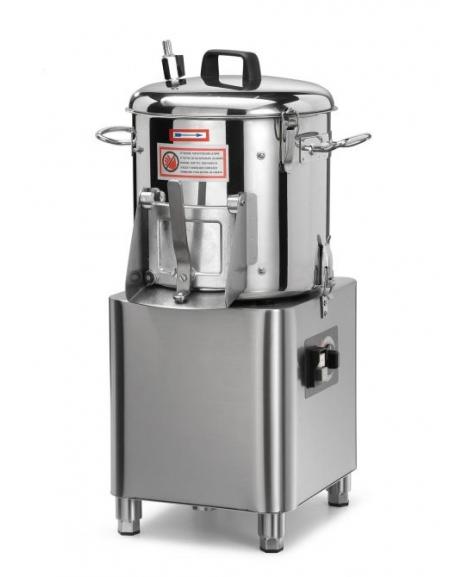 Pelapatate elettrico kg 6 industriale professionale for Arredamento industriale usato