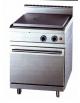 Tuttopiastra con forno elettrico DIMENSIONI CM.70x70x90h