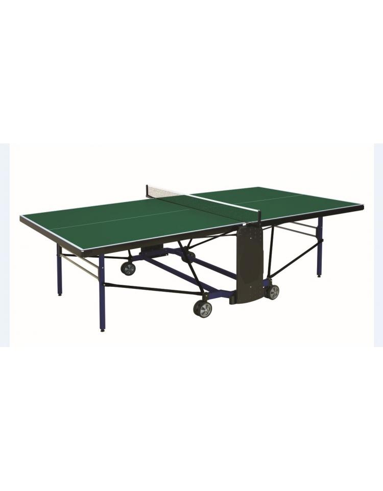 Tavolo da ping pong regolamentare per uso interno struttura tubolare da 36 mm per uso - Tavolo ping pong misure regolamentari ...