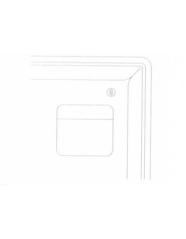 Serratura sportelli/cassettiera