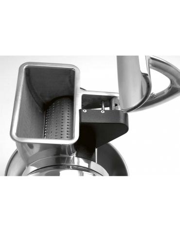 Grattugia professionale Semplice - Bocca cm 140x80 - Monofase