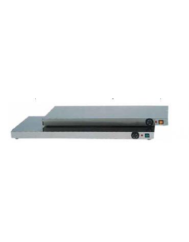 Piano caldo inox per riscaldare cm 90x45x6h