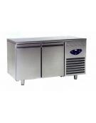 Tavolo refrigerato 2 Porte Dimensioni Cm.140x70x85h