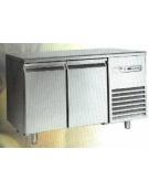 Tavolo refrigerato 2 Porte Dimensioni Cm.166x80x85h