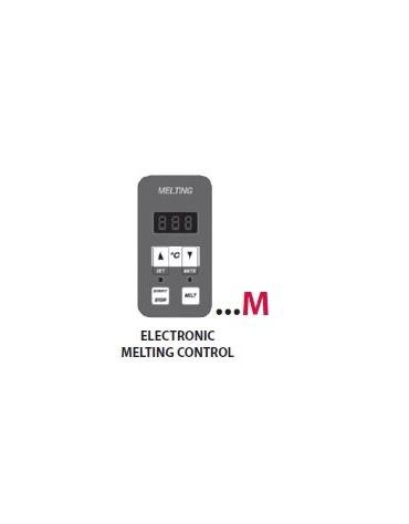 Friggitrice pasticceria a gas su mobile Lt 44 - Dimensioni cm 80x70x90h - SISTEMA MELTING