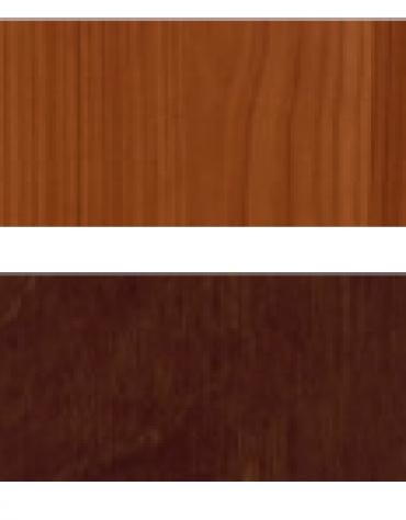 Carrello in legno - 2 piani - Dimensioni cm 110x56x81h