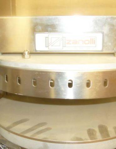 Formatrice per pizza a caldo diametro cm. 33 - NUOVA