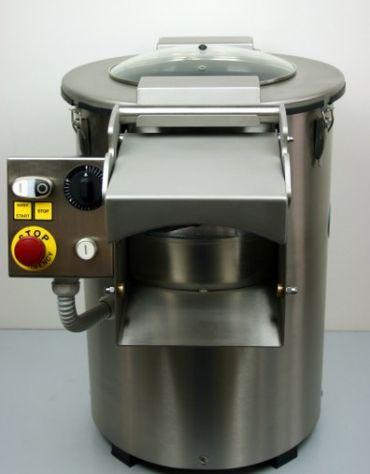 Puliscicozze - Lavacozze da kg. 5 - TRIFASE
