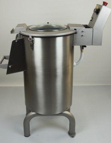 Puliscicozze - Lavacozze da kg. 10 - TRIFASE