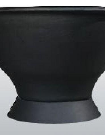 Fioriera in ghisa diametro cm. 90