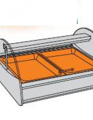 Vetrina calda da banco-Lunghezza cm. 70,5