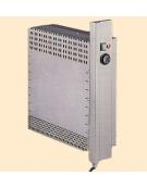 Tavolo armadiato caldo inox con alzatina cm. 100x60x85/90h