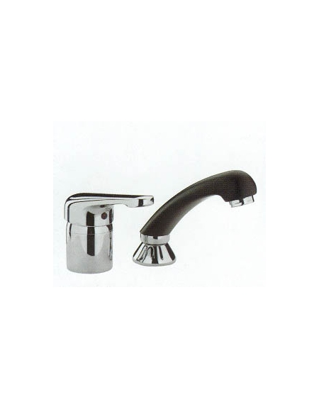 Miscelatore per parrucchieri rubinetteria monoforo for Arredamento parrucchieri usato