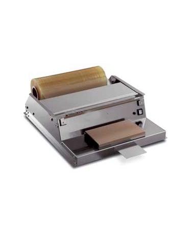 Confezionatrice manuale per alimenti-Profilo teflonato da mm 500