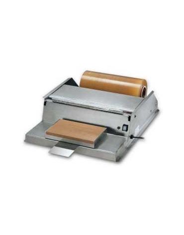 Confezionatrice manuale con taglio a filo caldo con rotolo film da cm 51