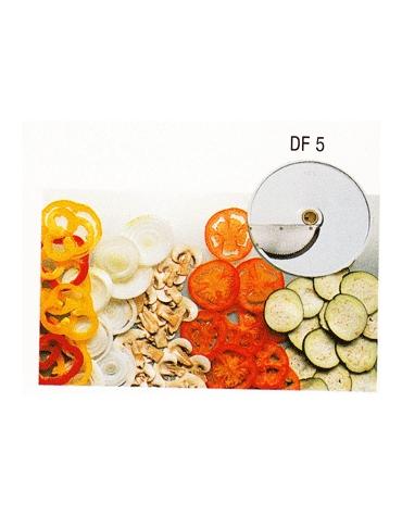 Disco DF5 SPECIALE PER POMODORI per fette da mm. 5