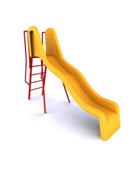Scivolo Ocean - Scivoli per bambini da giardino/da esterno - Giochi bambini per parchi e ...