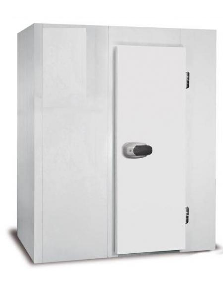 Cella frigorifera per frutta verdura o macelleria for Arredamento macelleria usato